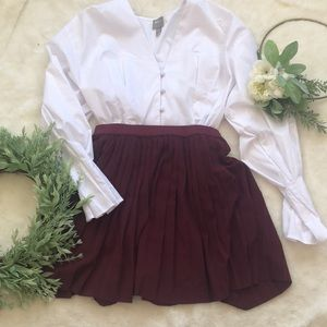 Divided Skirt EUC